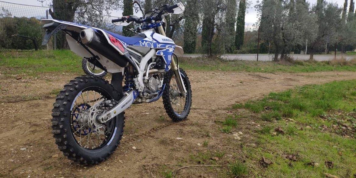 Speedy mousse, motocross mousse, motocross in woods, made in italy