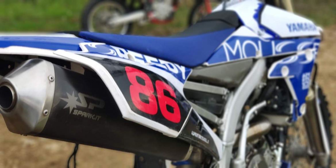 exhaust, exhaust pipe, speedy motocross, speedy life